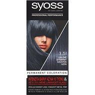 SYOSS Color 3-51 Ezüstös szén (50 ml) - Hajfesték