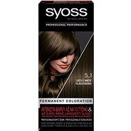 SYOSS Color 5-1 Világosbarna (50 ml) - Hajfesték