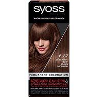 SYOSS Color 6-82 Világos rózsabarna (50 ml) - Hajfesték