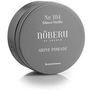 NOBERU Tobacco Vanilla Shine Pomade 80 ml - Hajzselé