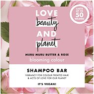 LOVE BEAUTY AND PLANET Blooming Colour Shampoo 90 g - Samponszappan