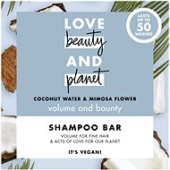 LOVE BEAUTY AND PLANET Volume and Bounty Shampoo 90 g