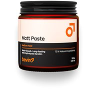 BEVIRO Matt Paste Medium Hold 100 ml - Hajformázó krém
