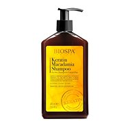 SEA OF SPA Bio Spa-Keratin & Makademia Shampoo 400 ml - Természetes sampon