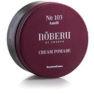 NOBERU Amalfi Cream Pomade 80 ml - Hajzselé