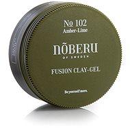 NOBERU Amber-Lime Fusion Clay Gel 80 ml - Hajzselé