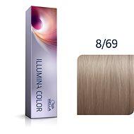 WELLA PROFESSIONALS Illumina Color Cool 8/69 60 ml - Hajfesték