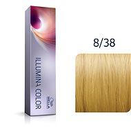 WELLA PROFESSIONALS Illumina Color Cool 8/38 60 ml - Hajfesték