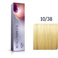 WELLA PROFESSIONALS Illumina Color Cool 10/38 60 ml - Hajfesték