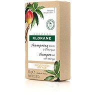 KLORANE Solid sampon mangóval - száraz haj 80 g - Samponszappan