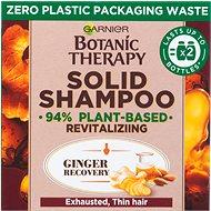 GARNIER Botanic Therapy Solid Shampoo Ginger Recovery Revitalizáló Szilárd Sampon 60 g - Samponszappan