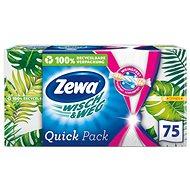 ZEWA Wisch&Weg Quick Pack 75 db - Konyhai papírtörlő
