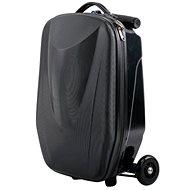 Luggage on the wheels FEKETE - Összecsukható roller