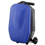 Luggage on the wheels kék - Összecsukható roller