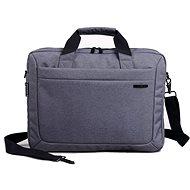 "Kingsons City Commuter Laptop Bag 15.6"" szürke színű - Laptoptáska"