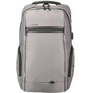 """Kingsons Business Travel Laptop Backpack 15.6"""" szürke színű"""