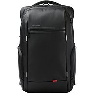 "Kingsons Business Travel Laptop Backpack 17"" fekete - Laptop hátizsák"