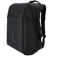 "Kingsons Business Travel USB Laptop Backpack 17"" fekete - Laptop hátizsák"