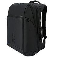"Kingsons Business Travel USB Laptop Backpack 17"" fekete"