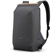 "Kingsons Anti-theft Backpack Dark Grey 15.6"""
