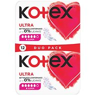 KOTEX Ultra Super 12 db - Tisztasági betét