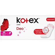KOTEX Liners UltraSlim Deo Lux 20 db - Egészségügyi betét