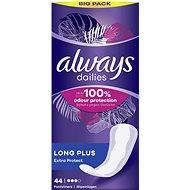 ALWAYS  Dailies Extra Protect Long Plus Intimate 44 db - Egészségügyi betét