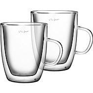 Lamart 2db-os teáspohárkészlet 420ml VASO LT9008 - Termopohár