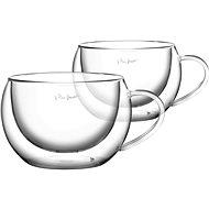 Lamart 2 db-os cappuccino pohárkészlet 270ml VASO LT9012 - Termo pohár