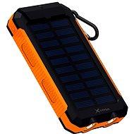 XLAYER Powerbank Plus Outdoor Solar 8000mAh - Power Bank