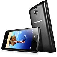Lenovo A1000 Onyx Black Dual SIM - Mobiltelefon
