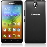 Lenovo A5000 Dual SIM Black - Mobile Phone