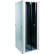 """Legrand EvoLine 19"""" állványos kapcsolószekrény 42U, 800x800mm, 1000kg, kétszárnyú üvegajtó - Kapcsolószekrény"""