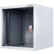 Legrand EvoLine falra szerelhető adattároló szekrény 9U, 600x600mm, 65 kg, üvegajtó