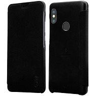 Lenuo Ledream Xiaomi Redmi Note 5-höz fekete - Mobiltelefon tok