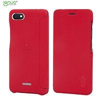 Lenuo Ledream Xiaomi Redmi 6A-hoz piros - Mobiltelefon tok