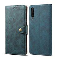 Lenuo Leather tok Huawei P Smart Pro/Y9s készülékhez - kék - Mobiltelefon tok