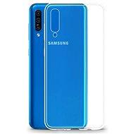 Lenuo tok Samsung Galaxy A50/A50s/A30s készülékhez, átlátszó - Mobiltelefon hátlap