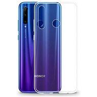 Lenuo Transparent tok Honor 20 lite készülékez - Mobiltelefon hátlap