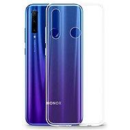 Lenuo Transparent tok Huawei P30 lite/P30 Lite New Edition készülékhez - Mobiltelefon hátlap