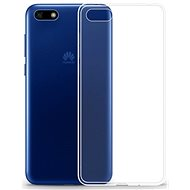 Lenuo Transparent tok Huawei Y5 2018 készülékhez - Mobiltelefon hátlap