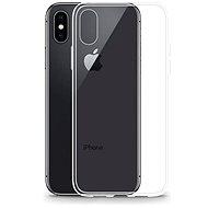 Lenuo Transparent tok iPhone X/XS készülékhez