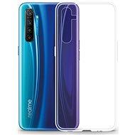 Lenuo Transparent tok Realme X2/XT készülékhez - átlátszó - Mobiltelefon hátlap