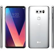 LG V30 Cloud Silver - Mobiltelefon