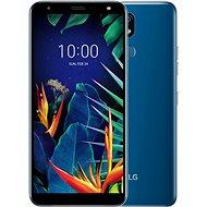 LG K40, kék - Mobiltelefon