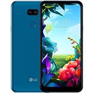LG K40S, kék - Mobiltelefon