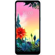 LG K50S, kék - Mobiltelefon