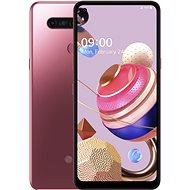 LG K51S - rózsaszín - Mobiltelefon
