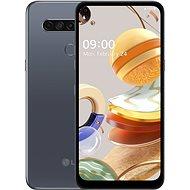LG K61 - szürke - Mobiltelefon