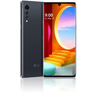 LG Velvet szürke - Mobiltelefon